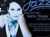Kerry Tracey Royal Garden Club Champs Elysées avril