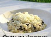 Risotto champignons...