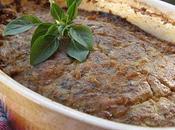 Terrine boeuf porc, cuisine restes