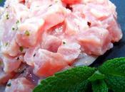 Tartare thon rouge