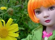Winnie pays fleurs