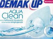 Aqua Clean, nouveauté démaquillage printemps