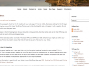 Thème WordPress SubtleFlux