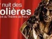 Line Renaud rendre Molière d'honneur aujourd'hui