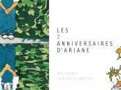 Deux anniversaires d'Ariane