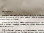 Internet Création j'ai écrit député