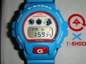 Montre G-Shock DW-6900 (édition limitée)