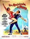 Américain Paris avec Gene Kelly