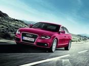 L'Audi TDIe modèle plus sous barre CO2/km.