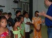 Monoi Couronne Rurutu élèves l'Ecole APATEA