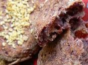 Biscuits allégés cranberry chou-rouge