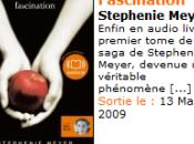 Toute saga Twilight Stephenie Meyer livre audio chez Audiolib