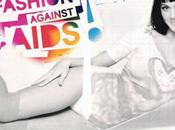 "H&M Designers Against AIDS lancent collection ""Fashion AIDS"""