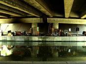 maison sous pont