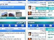 Facebook arrive votre windows mobile phone