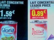 Grande Distribution Leader Price Martinique riposte