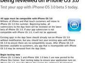 Apple demande développeurs d'être compatible iPhone