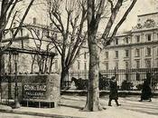 Cènt après alèio Jan-Jaurès Cent allées Jean-Jaurès hundred years after avenue