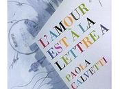 L'amour lettre