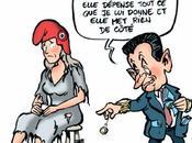 Dépenses privées Sarkozy payées fonds publics