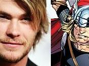 Chris Hemsworth officiellement Thor