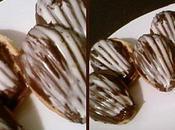 Madeleines vanille paréo marbré