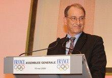 Denis Masseglia, nouveau patron mouvement sportif français
