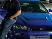 Nissan Skyline Fast Furious volée