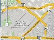 Google Maps suggère itinéraires alternatifs