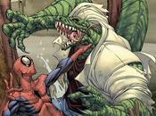 """Spiderman Morbius Lézard"