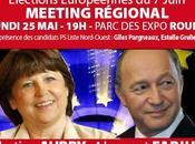 Meeting Européennes Rouen soir