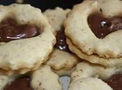 Sablés Noisette Nutella