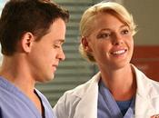 T.R. Knight quitte grey's anatomy, Katherine Heigl