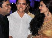 [PHOTOS] Aamir Khan, Rekha Rahman recoivent award special