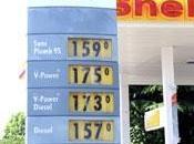Pourquoi diesel était-il plus cher sans plomb Suisse