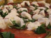 Tarte fine pesto-tomate-mozzarella