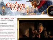 Drôle Noël Scrooge délire Cannes