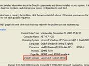 Vulnérabilité DirectX