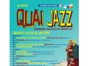 Festival Quai Jazz Paris