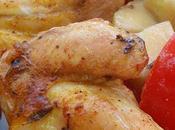 Ailes poulet grillés épicées