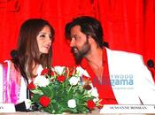 [PHOTOS] Hrithik Sussanne launch Country Vivah Global Card