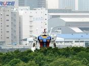 gundam mètres Japon