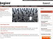 Offre support professionnel pour Nagios
