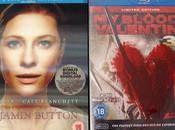 Arrivage Blurays Benjamin Button Bloody Valentine (versions exclusives hmv)