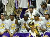 Angeles Lakers sont champions