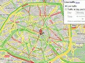 Info-trafic: Google Maps s'améliore