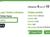 Filtrbox évalue votre influence Twitter