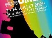 Festival Paris Cinéma juillet 2009