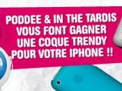 Concours Poddee Gagnez coques Iphone