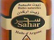L'huile vierge d'argan pure naturelle